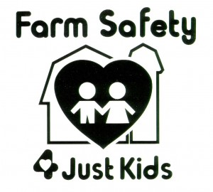 Farm Safety 4 Just Kids Logo