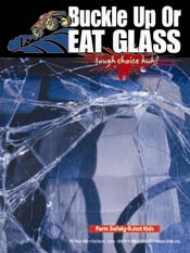 """Buckle Up or Eat Glass"" edu packet"