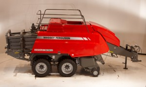 MF 2170XD Large Square Baler