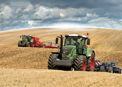 Fendt: The most popular brand amongst contractors in Germany