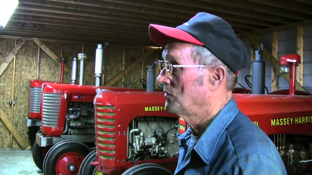 Vintage Massey Ferguson, At Work and At Play