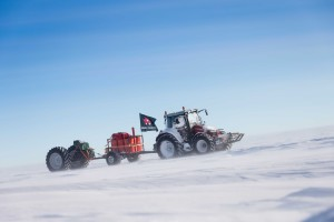 Conditions are still tough for the Antarctica2 expedition as it gets closer to its goal of reaching the South Pole.