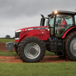 James won the Swisher Sweets/Sunbelt Expo Southeastern Farmer of the Year for 2013. Among the prizes was use for a year of a Massey Ferguson® tractor.