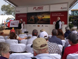 World Ag Expo 2015 Fuse
