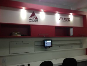 "Inside the ""war room"" at the AGCO Ribeirão factory"