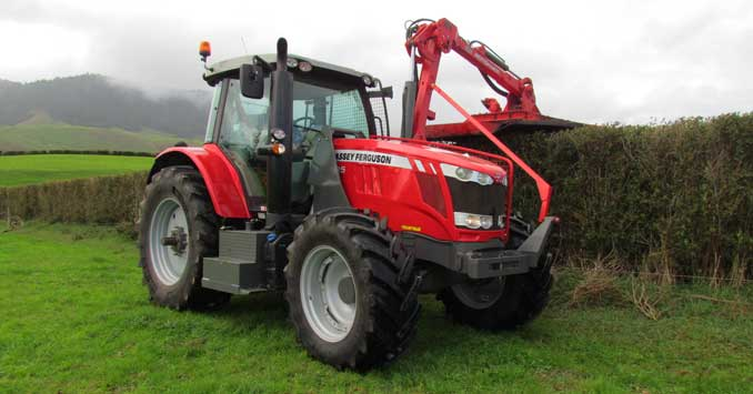MF7615 series Contractor NZ