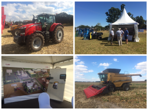 AGCO's Fuse<sup>®</sup> Technologies strategy and precision farming products were presented during the recent Future Farm opening in Zambia.
