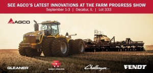 See AGCO's Latest Innovations at Farm Progress Show