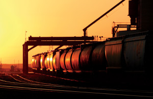 Railroads and Ag: Commodities on the Line