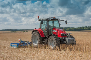 Massey Ferguson 100-130hp MF 5700 SL Series  Introduces a New Tractor Genre