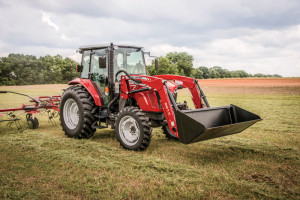 Massey Ferguson Introduces 4600M Series Tractors