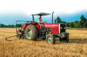 New MF entry-level tractors and implement range for Africa and Middle East