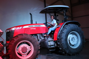 Vision of the Future event at the AGCO Future Farm in Zambia – A youth perspective