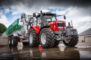 Massey Ferguson introduces the world's first 200hp four-cylinder tractor – The MF 6718 S