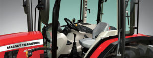 The Massey Ferguson 4700 Series Cab: Bigger, Stronger, Quieter