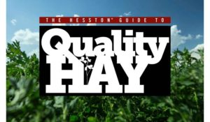 Get the Free Hesston Guide to Quality Hay