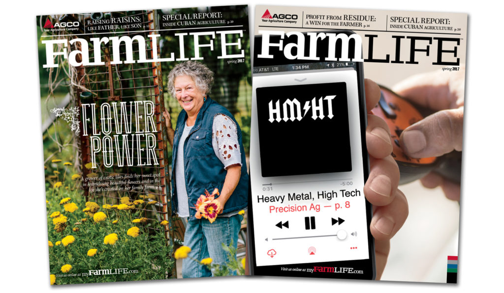 Jump into Spring with the new edition of AGCO's FarmLife magazine