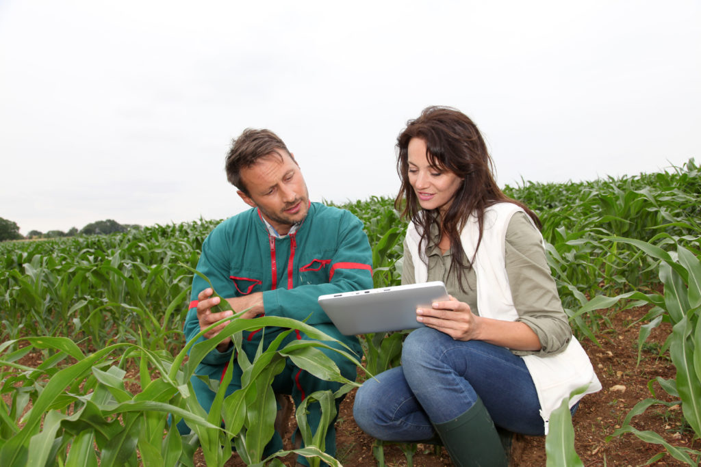 If Earth Day is about sustainability, look no further than precision farming.
