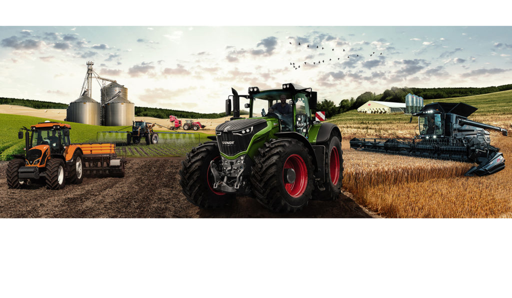 AGCO at Agritechnica 2017