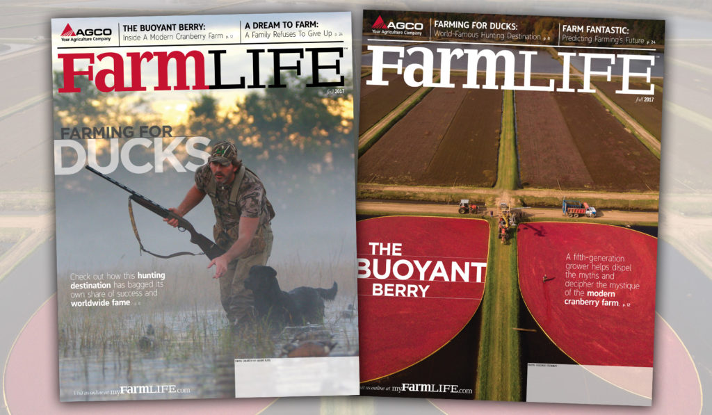 The Fall 2017 issue of AGCO FarmLife is now online.