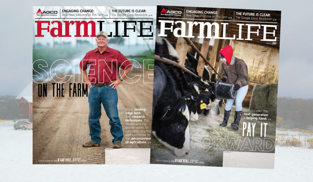 The winter 2018 issue of Farm Life magazine is now available online.