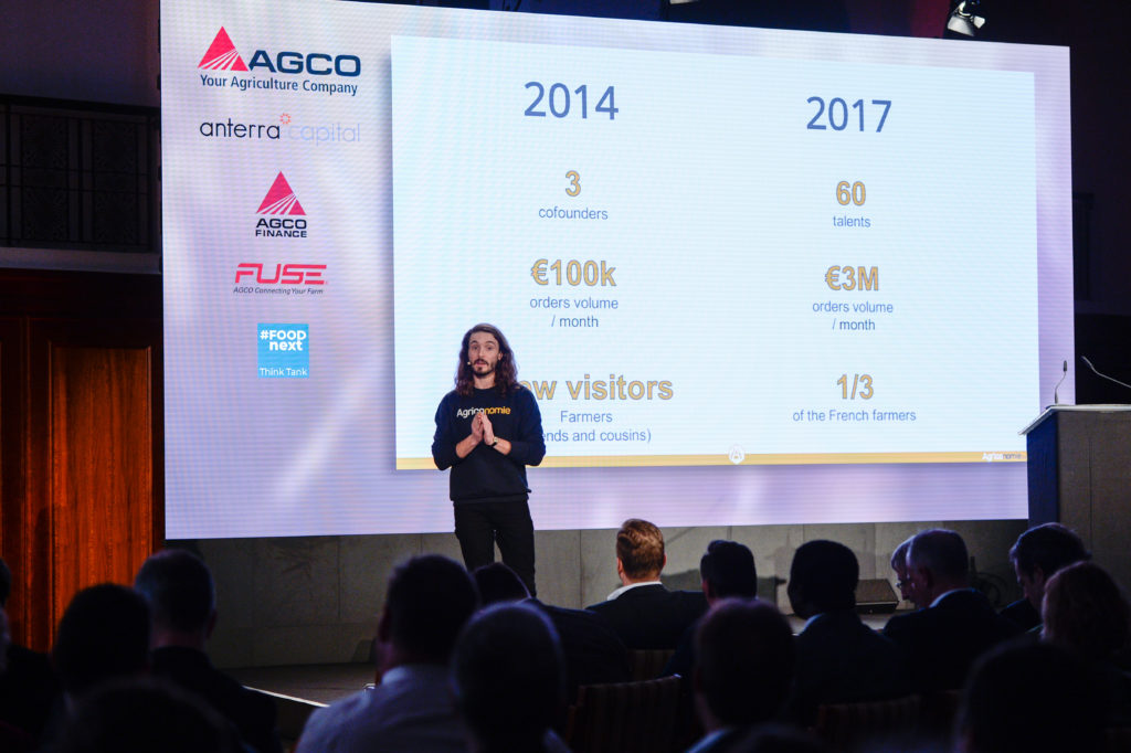 Agriconomie at AGCO iVenture Summit