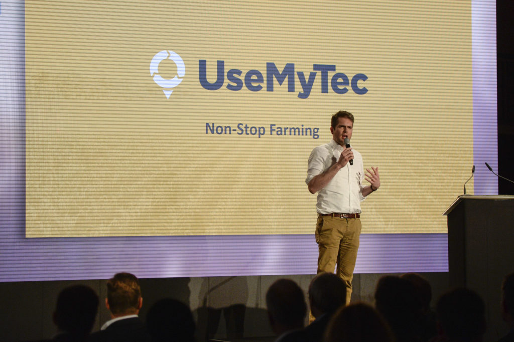 UseMyTec at AGCO iVenture Summit