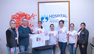 AGWN Ibirubá Commemorates AGCO Ibirubá's 10-Year Anniversary with Charitable Contributions