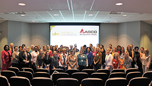 Women in Manufacturing Leadership Day Hosted by AGCO and AGWN Duluth