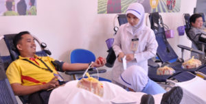 AGWN GSI Penang Holds Blood Donation Event
