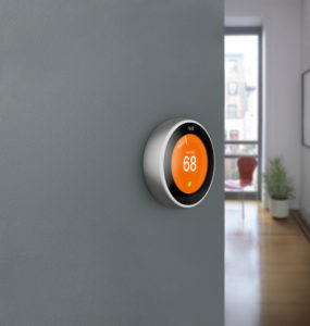 IoT Nest Thermostat Smart Home