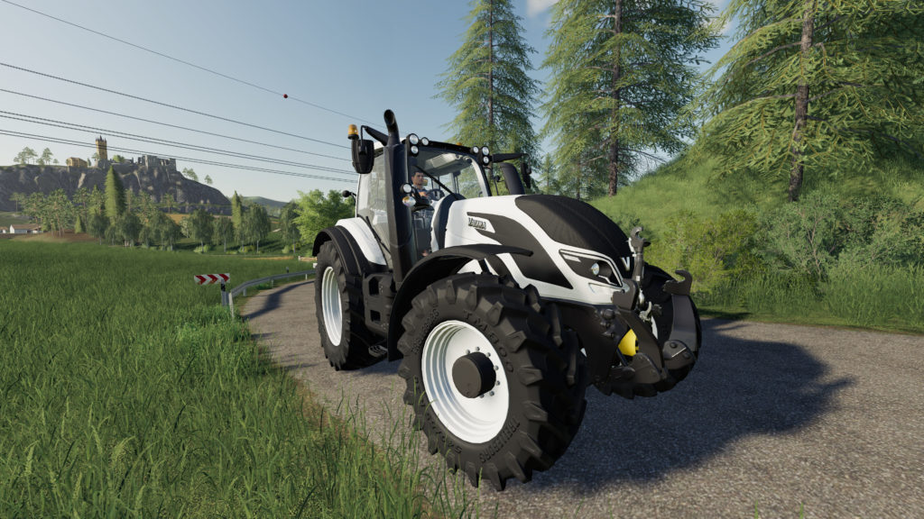 Valtra T Series in Farming Simulator 19