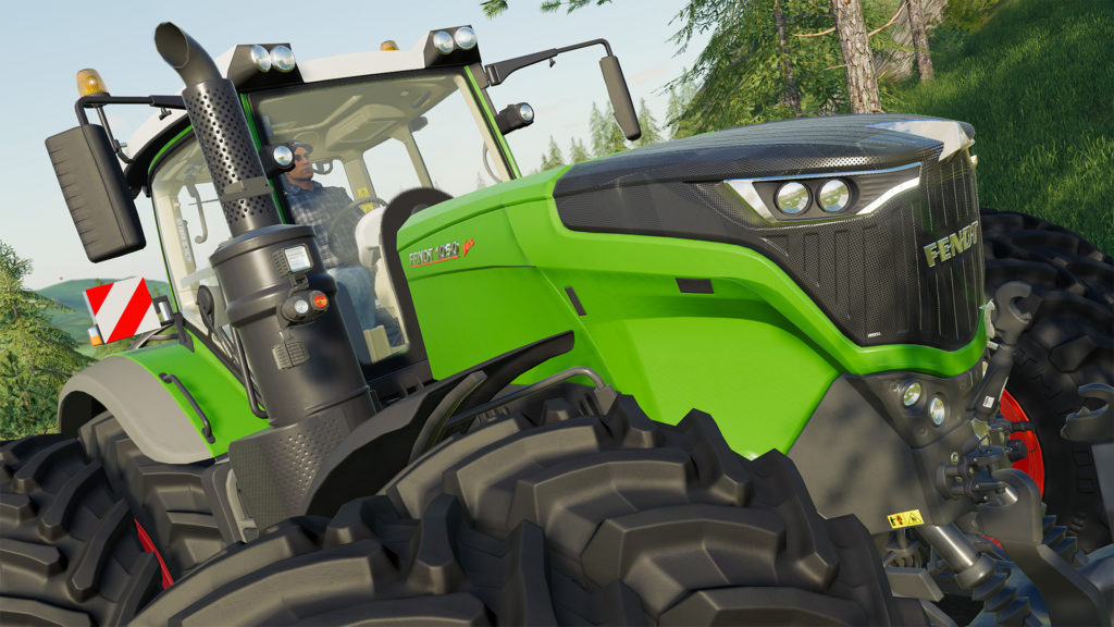 Fendt 1000 Farming Simulator 19