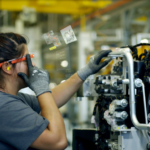Today, AGCO is increasing the efficiency, quality and safety of its manufacturing programs by pioneering the use of informed reality, a form of augmented reality that uses wearable devices like Google Glass.