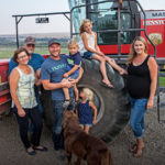 Mike De Kok and his family continue a farming tradition that includes growing Timothy to export to Japan.