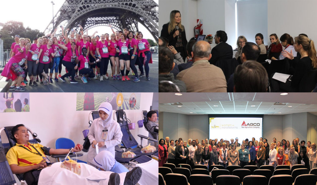 AGCO AGWN International Women's Day 2018