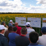 AGCO Crop Tour seminar in Russia 2018