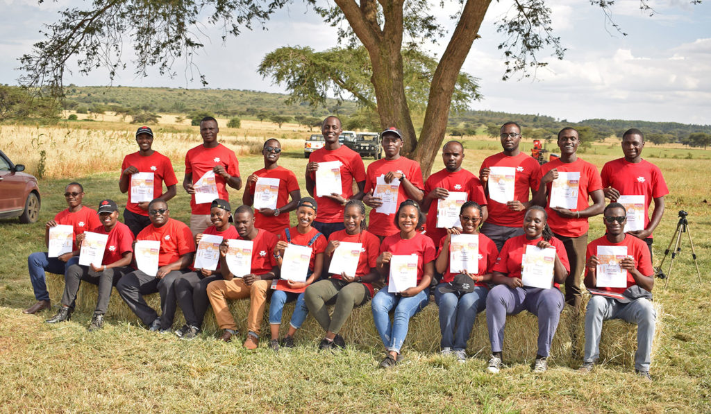 AGCO Agribusiness Qualification (AAQ) work placements