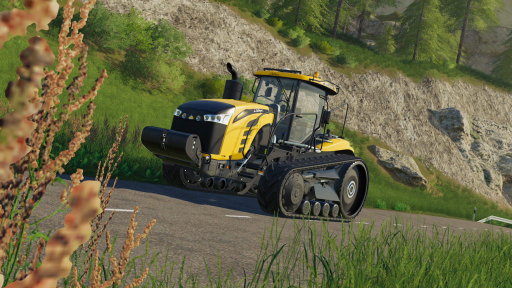 Challenger MT800E Series in Farming Simulator 19