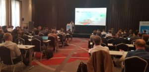 Dr. Corina Ardelean shares about smart farming at the VDI Conference