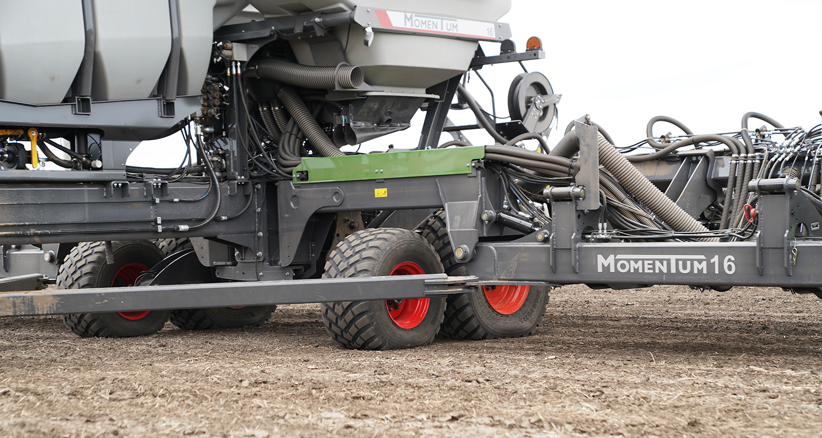 AGCO Crop Tour Field Report: Tractor and Planter Compaction